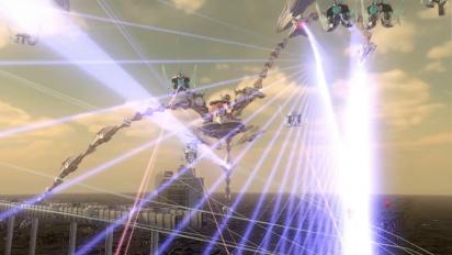 Earth Defense Force 2025 - Call the EDF Trailer