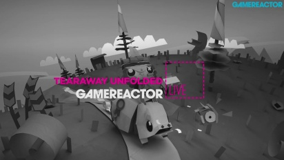 Tearaway Unfolded - Livestream Replay