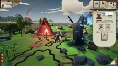 Valhalla Hills - Commented Gameplay-Video