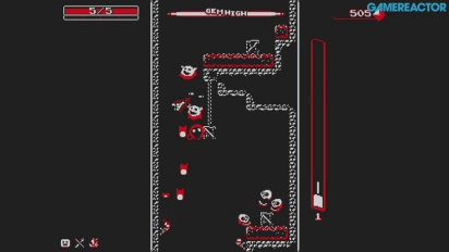 Downwell - Gamereactor Plays