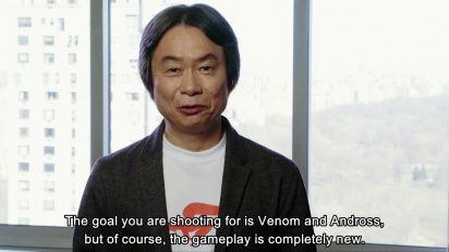 Star Fox Zero - Interview with Shigeru Miyamoto