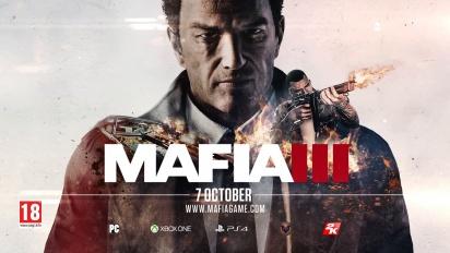 Mafia III - Vito Scaletta Character Profile Trailer