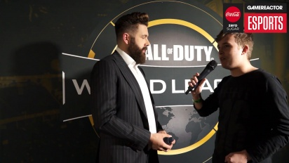 CWL Atlanta - Miles Ross Interview