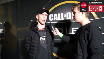 CWL Atlanta - Looney Champion Interview