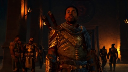 Middle-earth: Shadow of War - Desolation of Mordor Cinematic Reveal