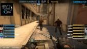 CS:GO 1 division - Team NoQ vs Bosei Week 1 - Mirage