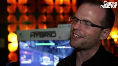 E3 12: Hybrid interview