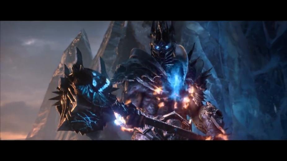 World Of Warcraft Shadowlands Cinematic Trailer