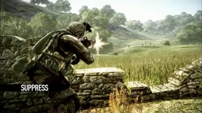 Operation Flashpoint 2 - E3 09: Trailer