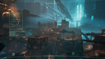 Necromunda: Underhive Wars - Environments Showcase