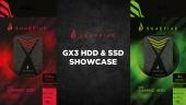 SureFire GX3 HDD & SSD Showcase (Sponsored)