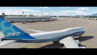 Microsoft Flight Simulator - Xbox Series Launch Trailer