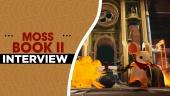 Moss: Book II - Coolie Calihan Interview