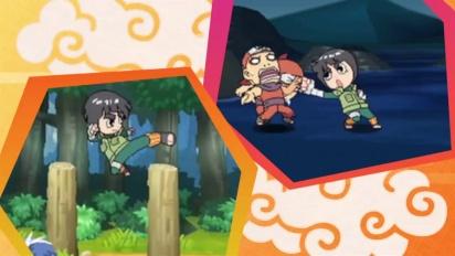 Naruto: Powerful Shippuden - The Battle of the Ninja... Starts? Trailer
