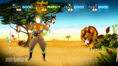 Just Dance 4 - March Song Downloads Trailer
