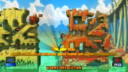 Worms: Revolution - Collection Trailer