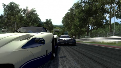 Absolute Supercars - Tracks Trailer