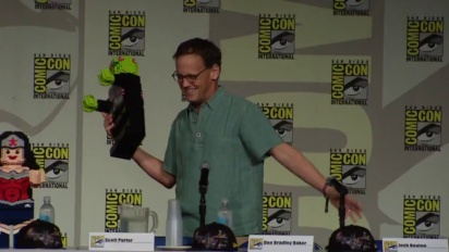 Lego Batman 3: Beyond Gotham - Comic Con Panel Highlights