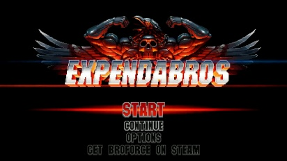 Broforce - The Expendabros