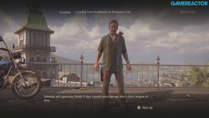 Uncharted 4 - Multiplayer Beta Gamereactor Plays