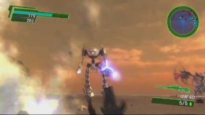 Earth Defense Force 4.1: The Shadow of New Despair - Launch Trailer