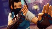 Street Fighter V – Ibuki Reveal Trailer