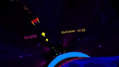 Polybius - PSVR Gameplay trailer
