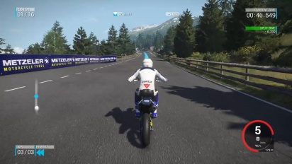 Ride 2 - Stelvio Pass Circuit Gameplay