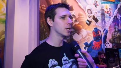 Lego Marvel Super Heroes 2 - Matt Ellison Interview
