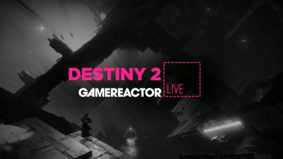 Destiny 2 - Solo Campaign Livestream Replay