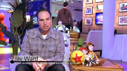Kinect Rush: A Disney Pixar Adventure - Developer Diaries