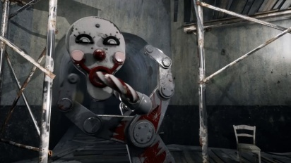 Atomic Heart - Clown Trap