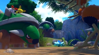 New Pokemon Snap - Official Switch Trailer