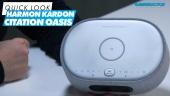 Harman Kardon Citation Oasis - Quick Look