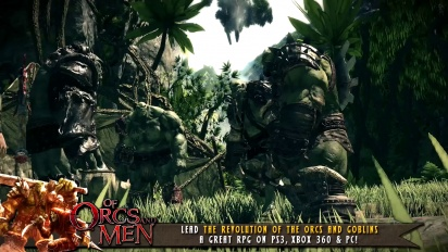 Of Orcs and Men - Lead the Revolution of Orcs and Goblins Trailer