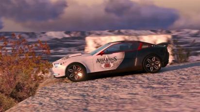 Trackmania 2: Canyon - Assassin's Creed Car Trailer