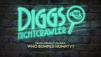 Wonderbook: Diggs Nightcrawler - Dev Diary #2