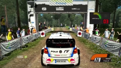 WRC 4 Fia World Rally Championship - Neste Oil Rally Finland