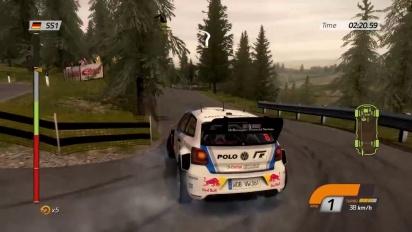 WRC 4 Fia World Rally Championship - ADAC RallyE Deutschland