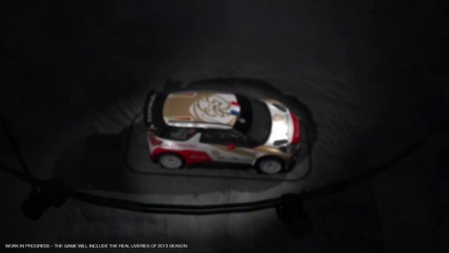 WRC 4 Fia World Rally Championship - Announcement Trailer