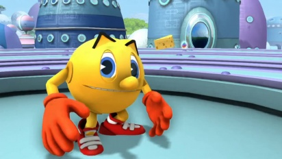 Pac-Man and the Ghostly Adventures - Pac is Back Trailer