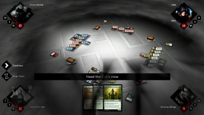 Magic: Duels of the Planeswalkers 2015 - Gameplay Trailer