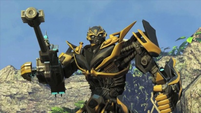 Transformers: Rise of the Dark Spark - Behind the Scenes with Peter Cullen