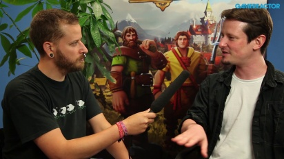The Settlers: Kingdoms of Anteria - Lead Game Designer Interview