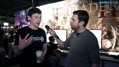 Stronghold Crusader 2 - Interview