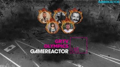 GRTV Olympics - Round 2 livestream Replay