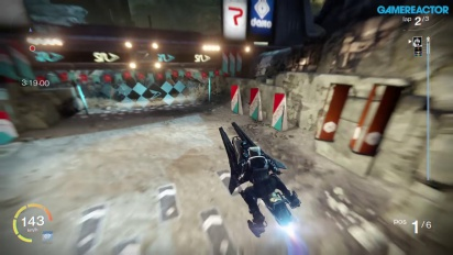 Destiny - Sparrow Racing Gameplay