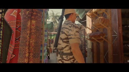Hitman - Episode 3: Marrakesh - Launch Trailer