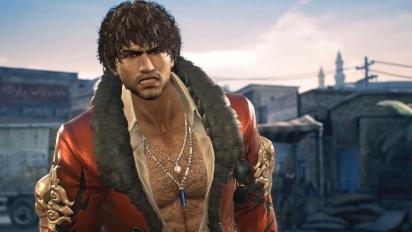 Tekken 7 - Miguel Caballero Reveal Trailer