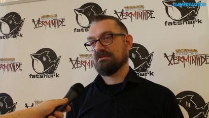Vermintide VR - Mårten Stormdal Interview